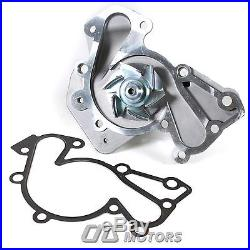 Gates HTD Timing Belt Kit Hydraulic Tensioner Water Pump for Hyundai Kia 2.7L