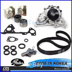Gates JAPAN Timing Belt Kit Hydraulic Tensioner Water Pump for 03-06 Kia Sorento