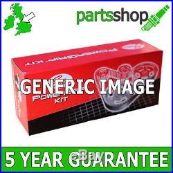 Gates Powergrip Timing Cam Belt Kit + Water Pump KP55569XS-2