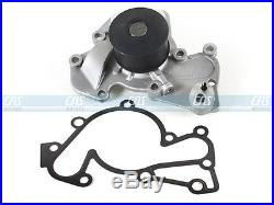 Gates Timing Belt Kit Hydraulic Tensioner Water Pump for 03-10 Hyundai Kia 2.7L