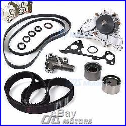 Gates Timing Belt V-Belt Kit Hydraulic Tensioner Water Pump for Hyundai Kia 3.5L