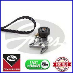 Gates Timing Cam Belt Water Pump Kitkp25650xs For Alfa Romeo Fiat Saab Vauxhall