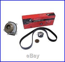 Gates Timing Kit + Ashika Water Pump Dodge Nitro Ka 2007-2013 2.8crd