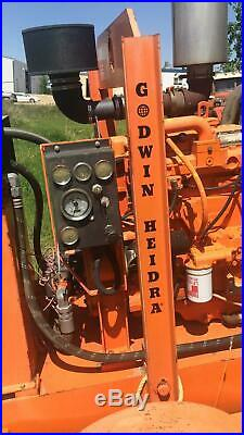 Godwin Heidra Hydraulic Submersible pump for sale