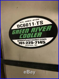 Green River hydraulic oil cooler in excellent condition, for wet system app