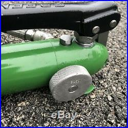 Greenlee 767 Hydraulic Hand Pump For knockout punches and 746 ram