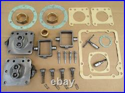 HYDRAULIC PUMP MAJOR REPAIR KIT WithVALVE CHAMBERS FOR MASSEY FERGUSON TO-20 TO-30