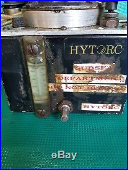 HYTORC Air Pump MODEL A for Hydraulic Torque Wrench 10,000 PSI or 700 Bar