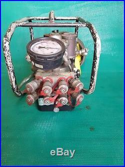 HYTORC Typ HY STREAM Air Pump for Hydraulic Torque Wrench 10,000 PSI or 700 Bar