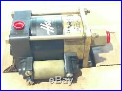Haskel M-71 Pump m71 used for troubleshooting only air driven liquid pump