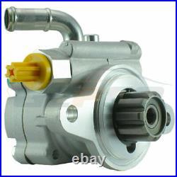Heavy Duty Hydraulic Power Steering Pump For 2002 2009 Land Cruiser Prado D-4d