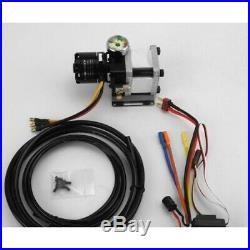 Heavy weight lesu 5mpa max hydraulic gear pump with ESC and tube for 1/14 tamiya