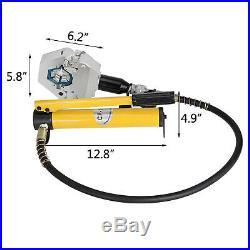 Hose A/C Crimping Tool for Repair Air Conditioner Pipe with Manual Pump
