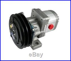 Hydraulic Electro Magnetic clutch 24V 14 daNm for group 1&2 pump 29-30930