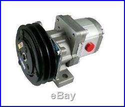 Hydraulic Electromagnetic Clutch 24V 14 daNm for Group 1 & 2 Pump 29-30930