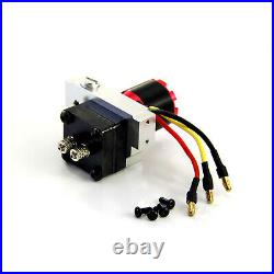 Hydraulic Gear Pump Metal Power with Relief Valve for 1/14 RC Trailer Truck