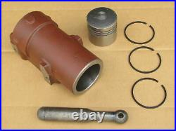 Hydraulic Lift Pump Cylinder Assembly For Massey Ferguson Mf 35x 50 65 Fe-135