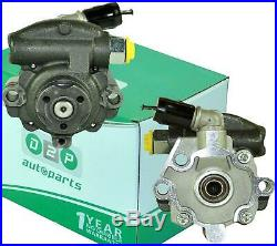 Hydraulic Power Steering Pump for Ford Mondeo Mk3 & Jaguar x-Type 2.0, 2.2 TDCi