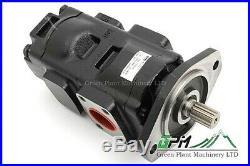 Hydraulic Pump 36/26 Ccr For Jcb 3c 3cx 214 20/925579 332/f9029