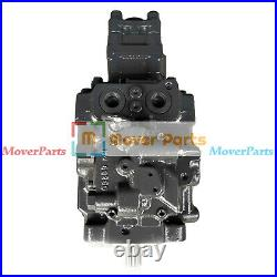 Hydraulic Pump Assembly 708-3S-00872 7083S00872 For Komatsu Excavator PC50MR-2