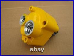Hydraulic Pump For Ih International 154 Cub Lo-boy 184 185