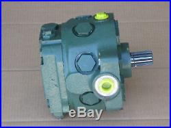 Hydraulic Pump For John Deere Jd 2450 2510 2520 2550 2630 2640 2650 2650n 2750