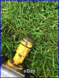 Hydraulic Pump Ideal for log splitter or post driver Nvc 674