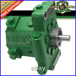 Hydraulic Pump Keyed Shaft 8 Piston For John Deere Tractors 2040, 2240, 2440+