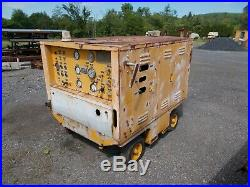 Hydraulic Pump, Mule, for Airport, 8000 PSI, ACL Technologies