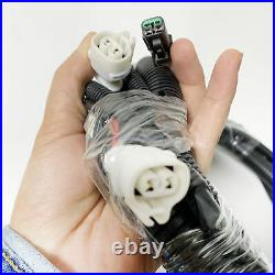 Hydraulic Pump Wiring Harness For Hitachi EX120-2 Excavator Wire Cable