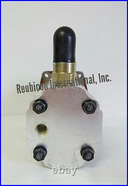 Hydraulic Pump With Relief Valve For Mahindra 005552744r91