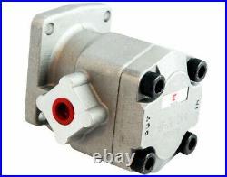Hydraulic Pump for Kubota Flat Shaft HGP-2A-F12R-H, B Series