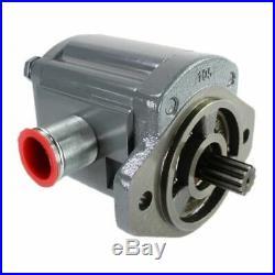 Hydraulic Pump for LVA15347 JOHN DEERE 110 TLB 110TLB Tractor Loader Backhoe