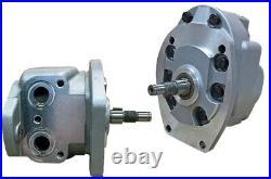 Hydraulic pump For Farmall M, MTA, Super M, Super MTA, 400, 450 Gas Tractor