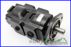 Jcb Parts Hydraulic Twin Pump For Jcb 20/903200 20/911200