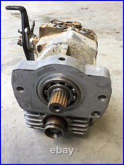 John Deere 955 Early-Style Hydraulic Pump for Parts