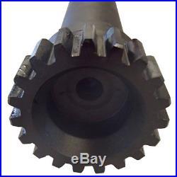 K944950 Hydraulic Pump Drive Shaft For Case David Brown 1210 1212 1410 1412