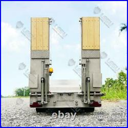 LESU Metal Hydraulic Trailer Pump Valve ESC Electronic Lifting for Tractor Truck