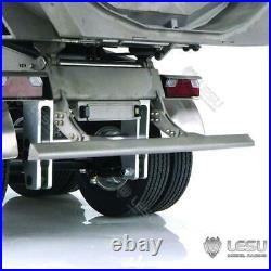 LESU Metal RC Hydraulic Dumper Trailer Pump for 1/14 Tractor Truck DIY TAMIYA