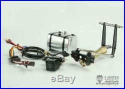 LESU Pump ESC Hydraulic Oil Cylinder Set for 1/14 RC Dumper DIY TAMIYA Truck