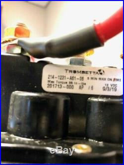 Lippert Hydraulic Pump 433521 7qt Leveling System For Rv Slide Out