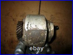 Live Hydraulic Pump for Farmall 300 & 350