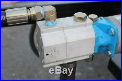 Log Splitter Hydraulic Kit, 16 GPM Pump, Mount, Coupler For Speeco & Many Others