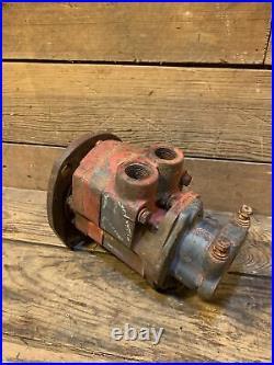M&W Gear Co. Live Hydraulic Pump For Farmall M Super M Tractor 400 450 Gas Parts