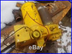 MEYER SNOW PLOW E46 E47 E-47 HYDRAULIC PLOW PUMP For REBUILD or PARTS