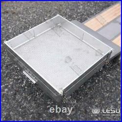 Metal LESU Trailer Model Hydraulic Pump Valve ESC Electronic lifting for Dumper