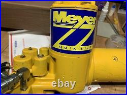 Meyer E60 Snowplow Pump Fresh Seals Tested Ready For Snow E46 E47
