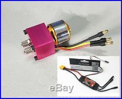 Mini Brushless Hydraulic Oil Pump for Rc Excavator, TAMIYA Trailer & 1/14 models
