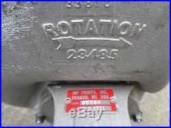 Mp Pumps Flomax 5 Hydraulic Centrifugal Water Pump For Hydroseeder Sprayer