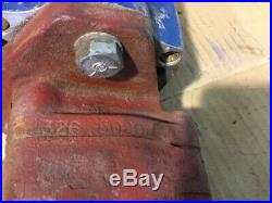 Muncie PTO with Hydraulic Pump for Military M900 series truck, Used, Good condition